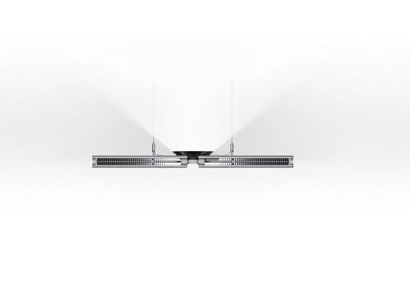 LED indirect light pendant lamp CU-BEAM UPLIGHT by Dyson