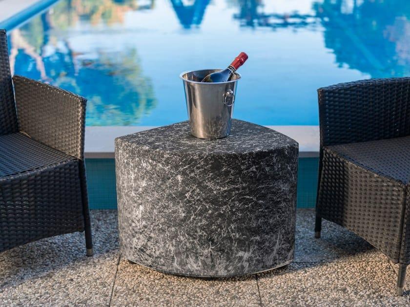 Coffee table / garden pouf CUBA by AP Factor