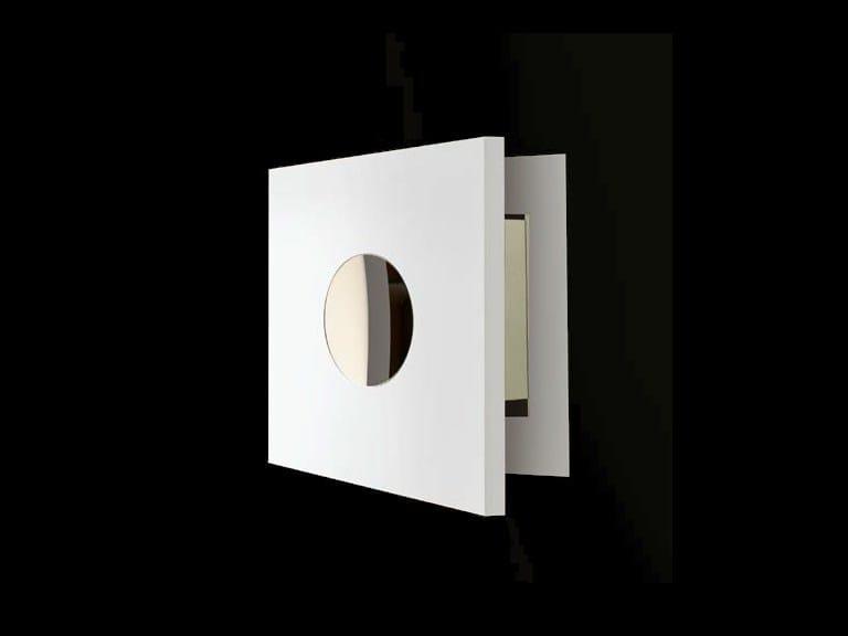Vasca Da Bagno Qube : Specchio quadrato con contenitore per bagno cube specchio per