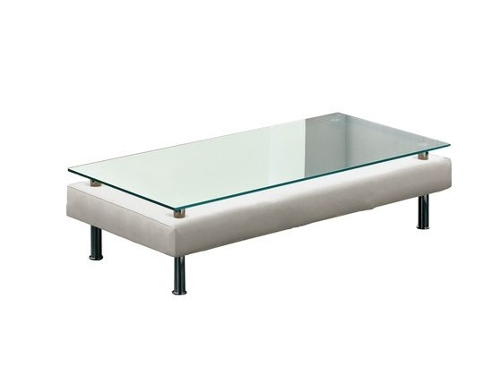 Low rectangular coffee table CUBE | Coffee table by Luxy