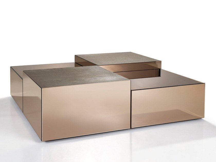 Coffee table CUBE by Sicis