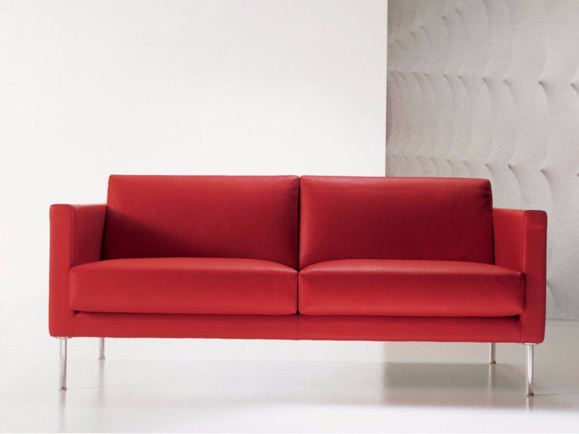 3 seater sofa CUBIC BASE P | Sofa by Marelli