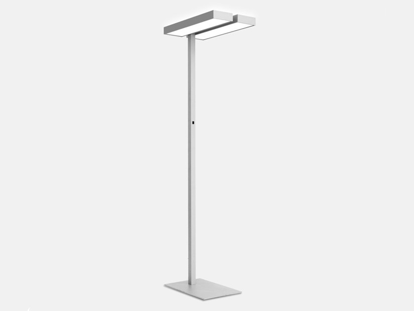 LED floor lamp CUBIC FLOOR S6 by Lightnet