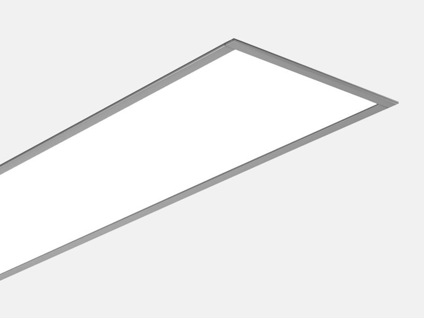 LED recessed ceiling lamp CUBIC RECTANGULAR FRAME RECESSED M3 by Lightnet