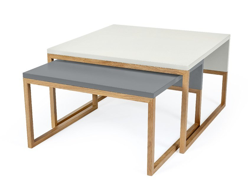 Coffee table CUBIS | Coffee table by Woodman