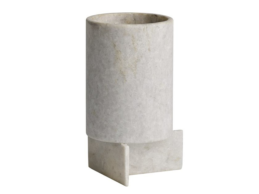 Marble vase CUBISM BIG VASE by 101 Copenhagen