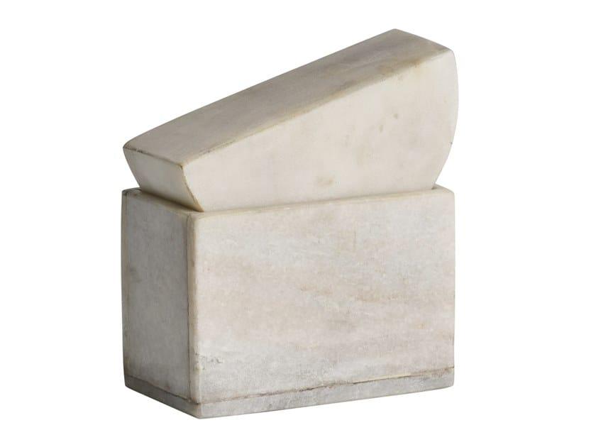 Marble storage box CUBISM BOX by 101 Copenhagen