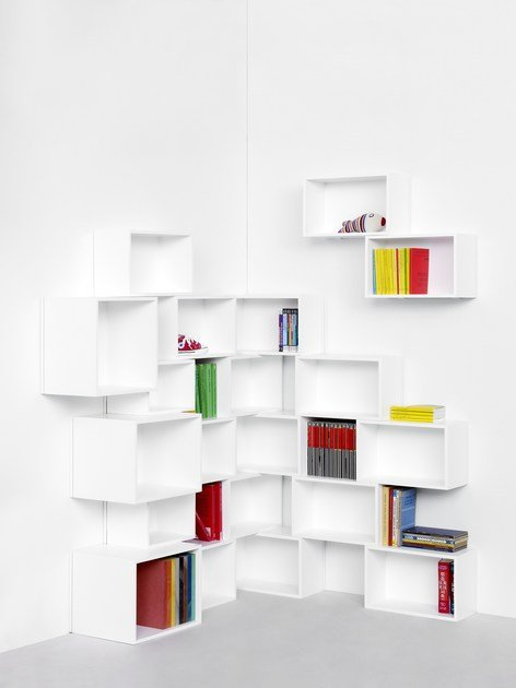 Corner shelves CUBIT by Cubit by Mymito
