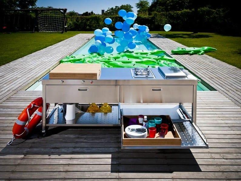 Outdoorküche Gas Xl : Outdoor outdoorküche by alpes inox