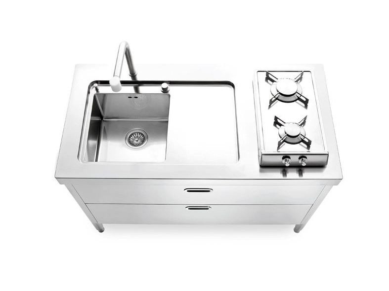 CUCINE 130 By ALPES-INOX