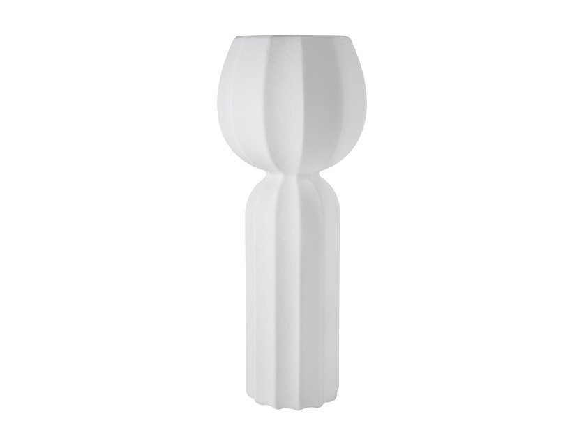 Polyethylene Floor lamp CUCUN by SLIDE