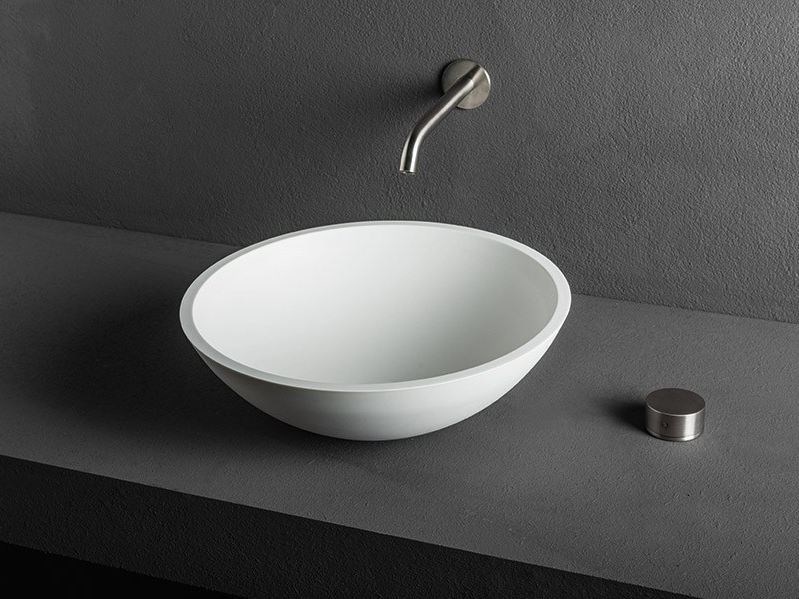 Countertop washbasin CUP by MAKRO