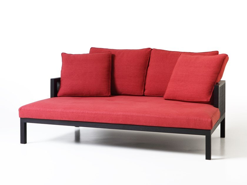 Fabric sofa CURRY by Porro