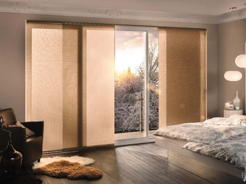 Panel curtain Panel curtain by WAREMA
