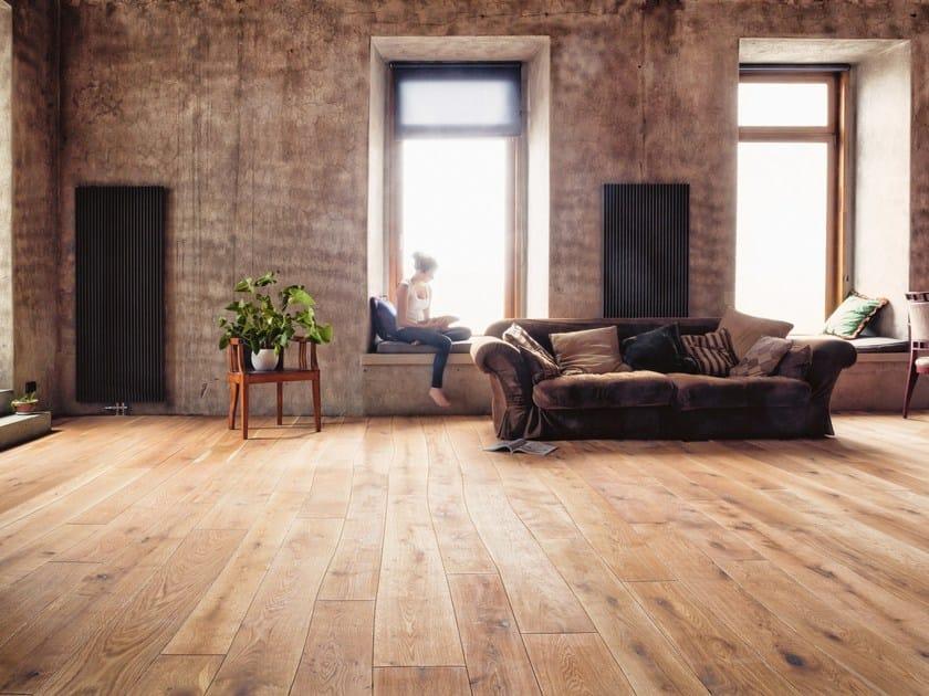 Wooden Modular Curved Flooring Curv8 By Bolefloor
