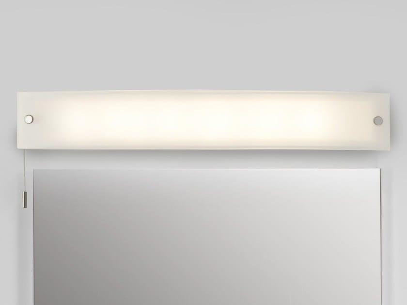 Astro Specchio Curve Lampada Acciaio In Lighting E Da Vetro e9YIED2bWH