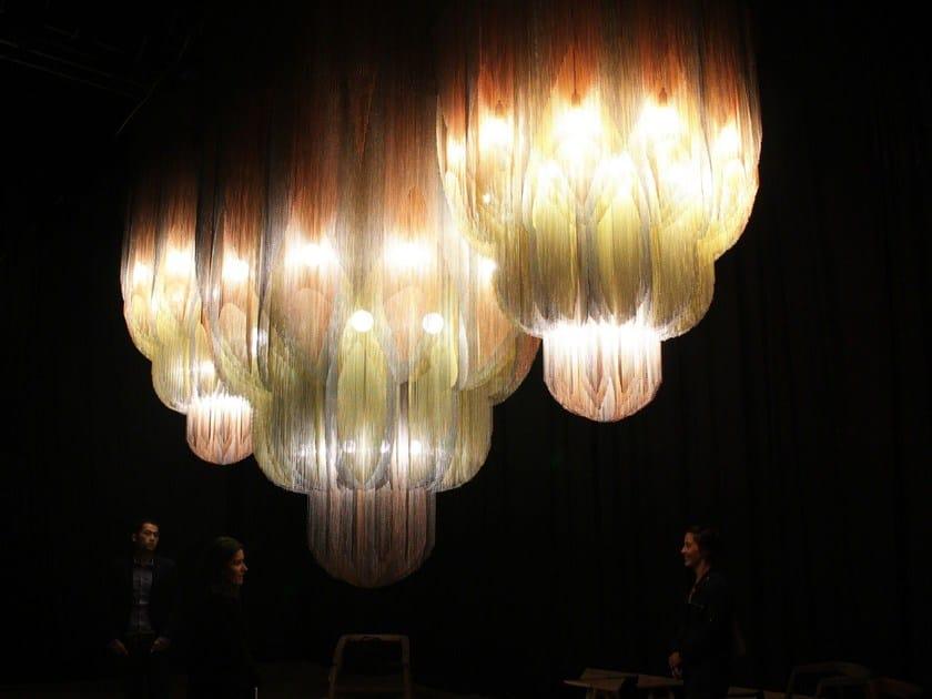 Bespoke designer lighting CUSTOM WORK by Willowlamp