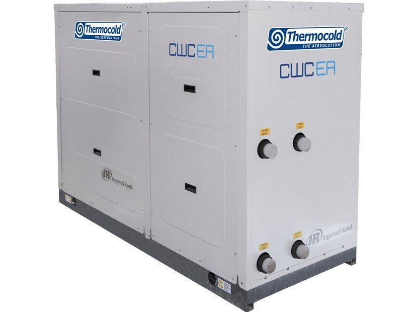 Water refrigeration unit CWC EA by Thermocold