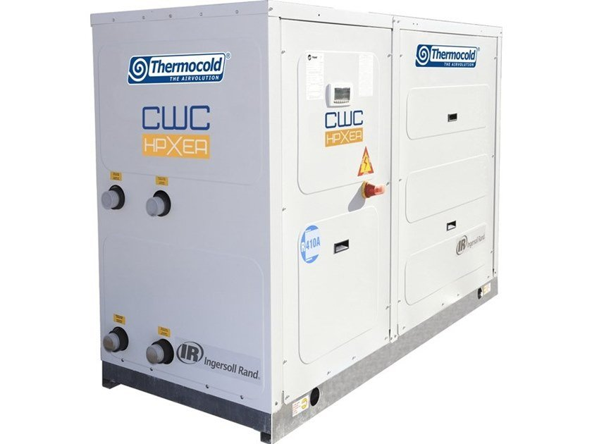 Air/water heat pumps CWC HP XEA by Thermocold