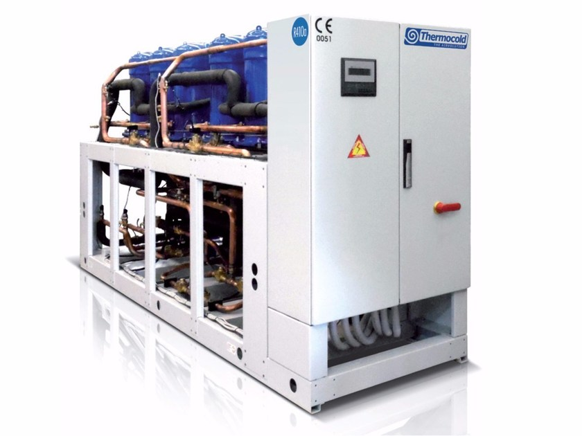 Heat pump and geothermal terminal CWC PROZONE GEO by Thermocold