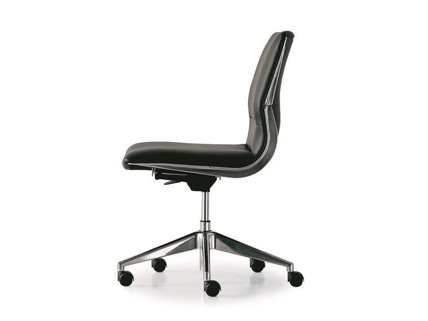 Swivel task chair with 5-Spoke base CX EXECUTIVE | Task chair by FANTONI