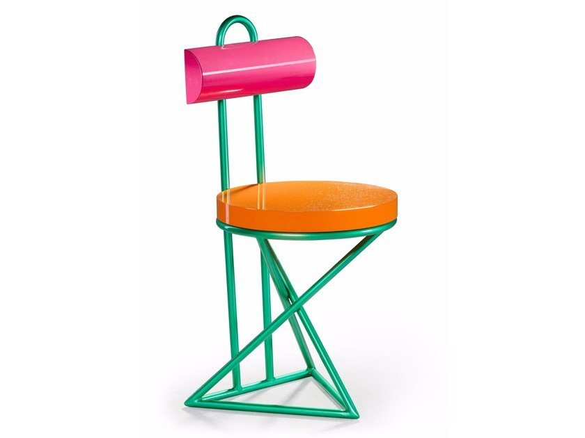 Stuhl aus Aluminium CYBER by altreforme