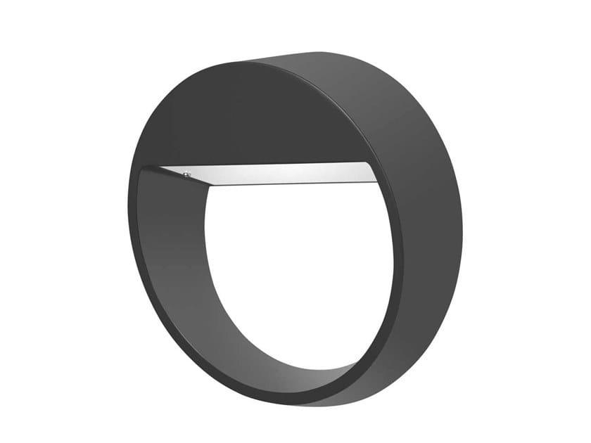 Applique per esterno a LED in alluminio CYCLOP by Zero
