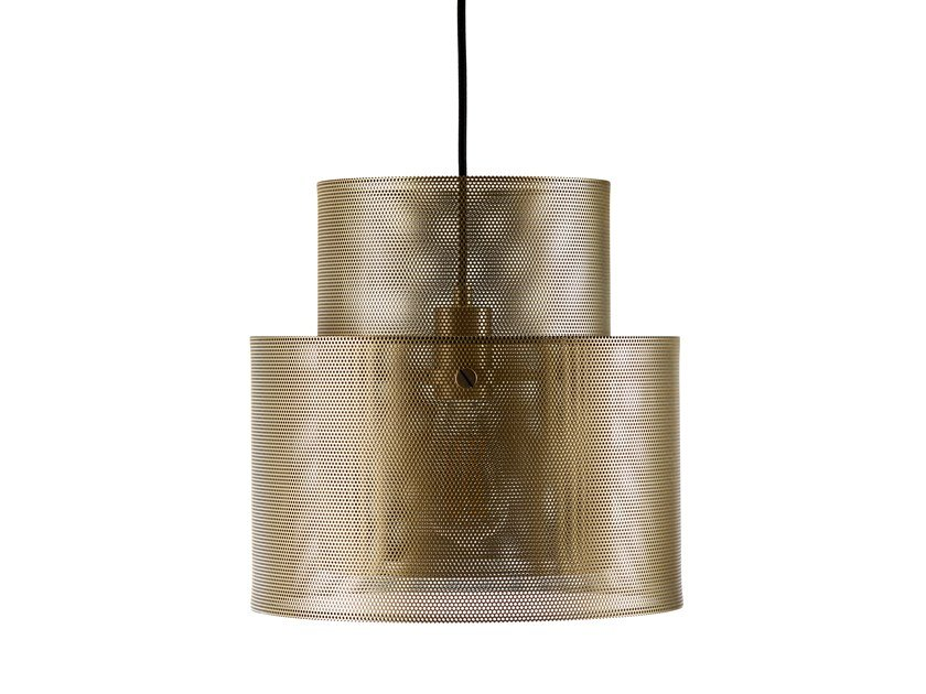 Metal pendant lamp CYLA by Bolia