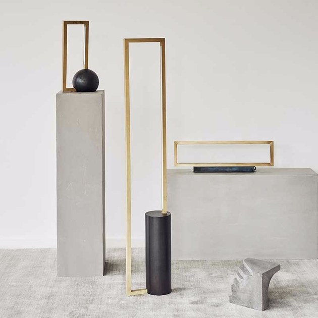 Studio Lampada Lamp Cylinder Led Dam Da Kristina Terra A OXiPZuwkT