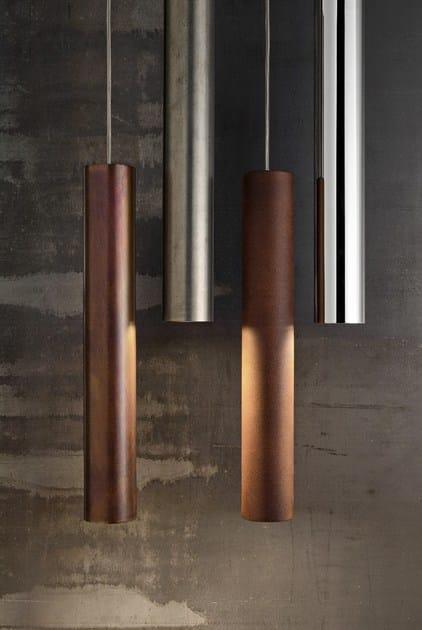 Cylinder pendant lamp by olev aloadofball Choice Image