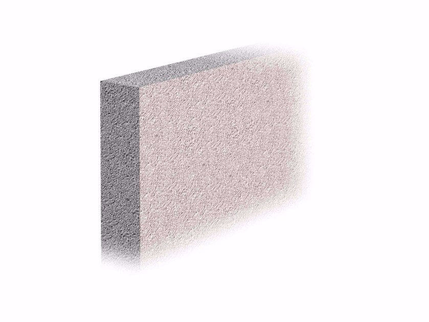 Thermal insulation panel Calcium Silicate Board by FASSA