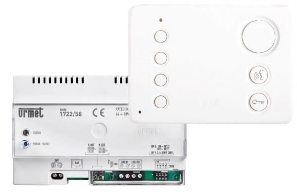 1183/758 - Kit Mìro vivavoce audio  con dispositivo di inoltro di chiamata