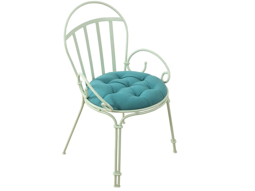 Garden chair with armrests KABA   Chair with armrests by ALANKARAM