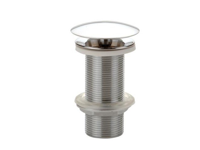 Washbasin chromed brass pop up plug Chromed brass pop up plug by Nicoll by REDI
