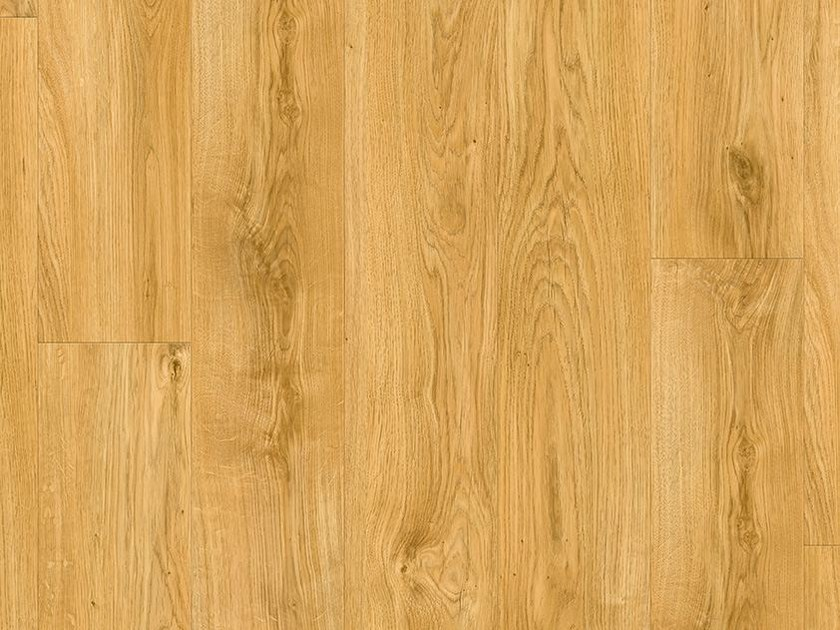 Vinyl flooring with wood effect CLASSIC NATURE OAK by Pergo