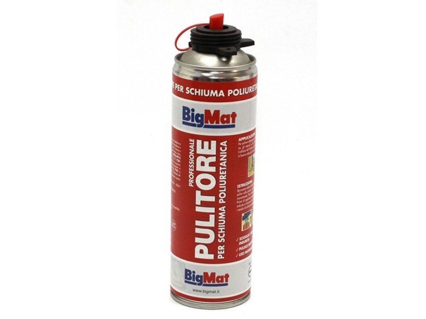 Pulitore per schiuma poliuretanica PS 500 by BigMat