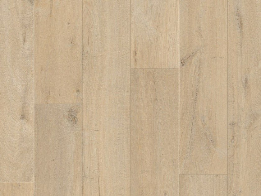 Laminate Flooring Coastal Oak Modern Plank Collection By Pergo