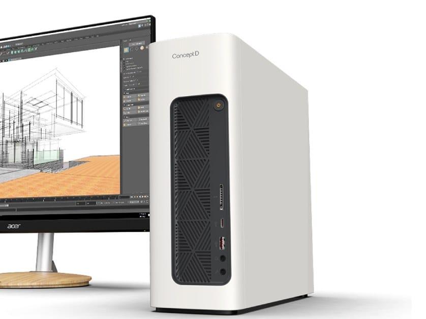 Desktop ConceptD 100 by ConceptD