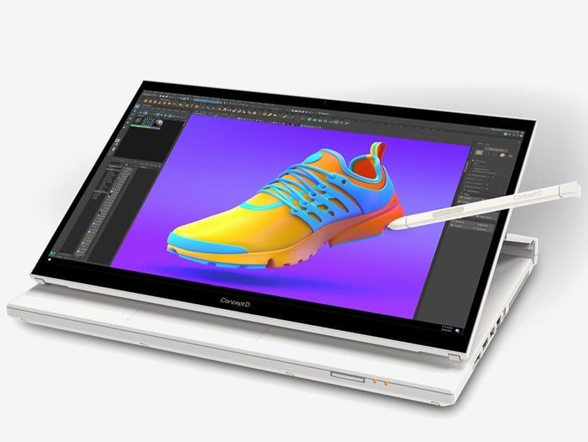 Laptop ConceptD7 Ezel PRO by ConceptD