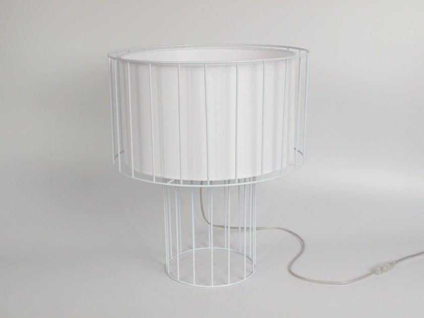 Handmade metal desk lamp Handmade desk lamp by Ipsilon PARALUMI