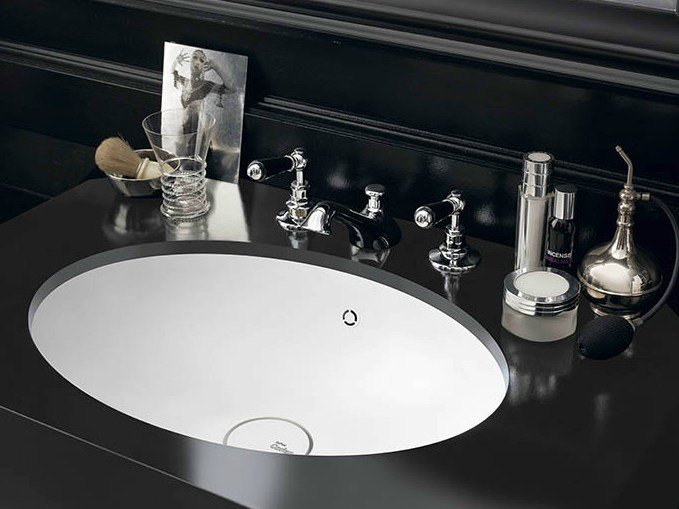 Undermount Corian® washbasin Corian® RELAX by DuPont Protection Solutions