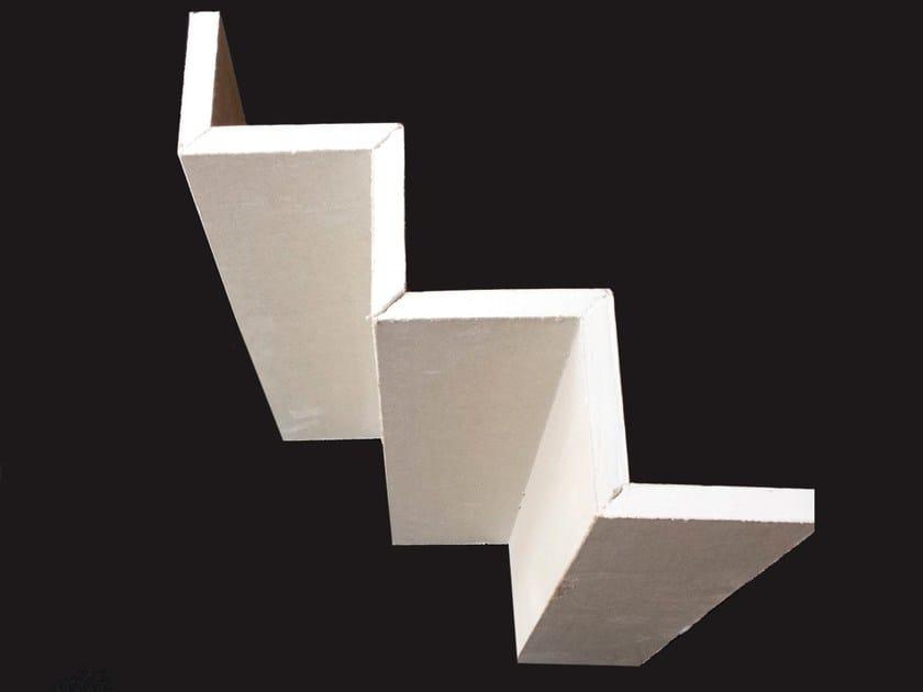 Gypsum cornice STEP by Profilgessi