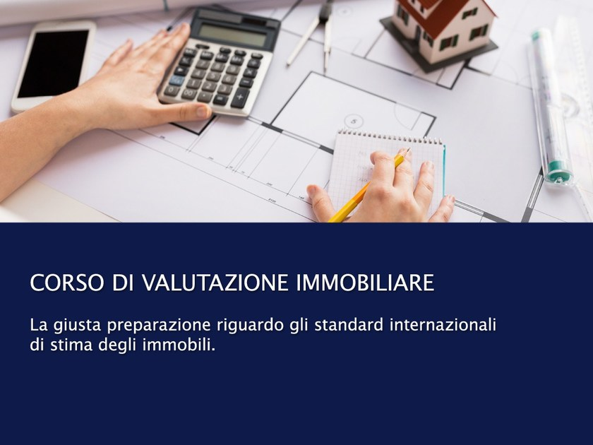 Mass appraisal video training course Corso di Valutazione Immobiliare by UNIPRO