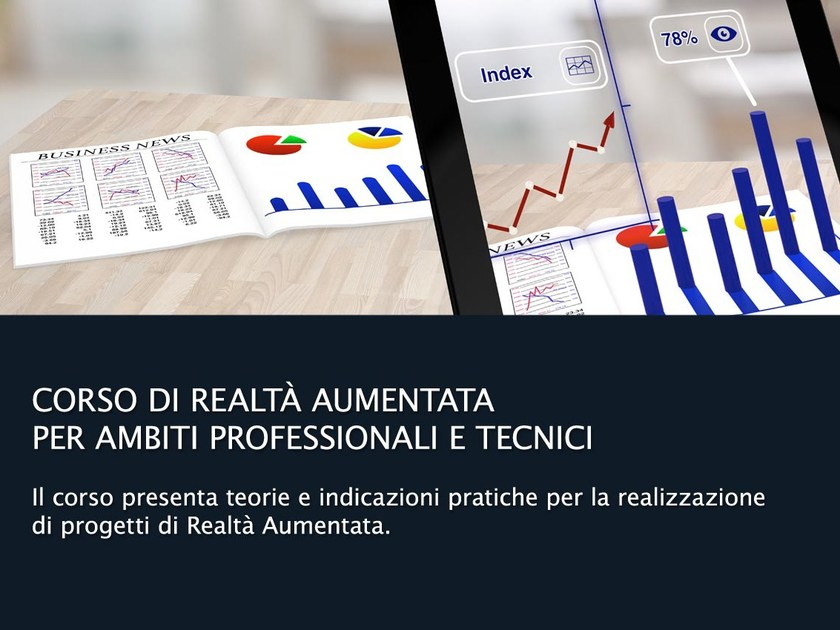 CAD, Rendering and Augmented reality Video Training Course Corso di realtà aumentata by UNIPRO