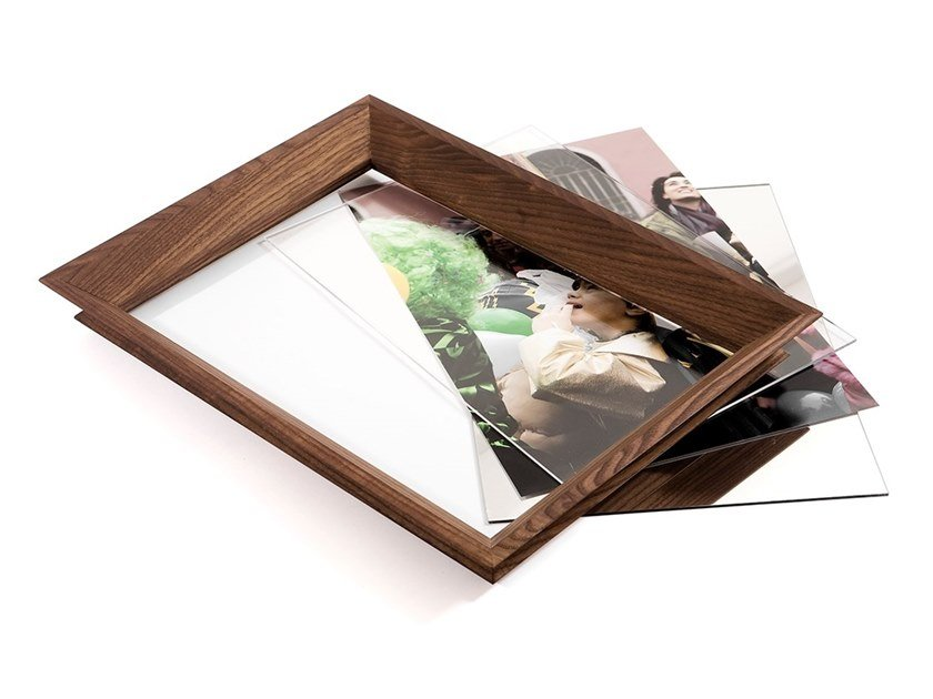 Solid wood tray / frame CURNÎS by KARN