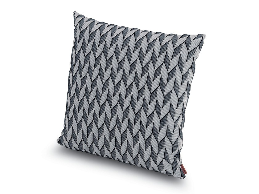 Fabric cushion SESTRIERE by MissoniHome