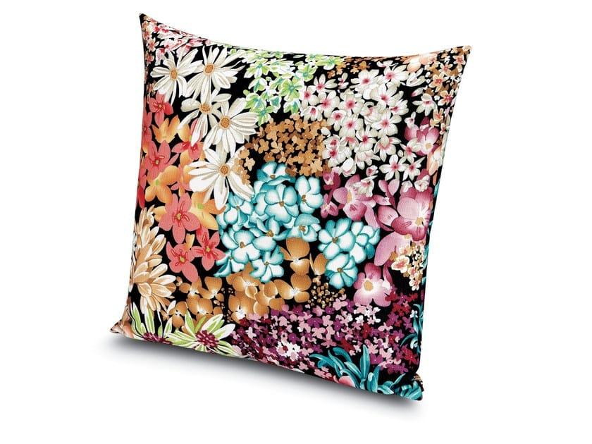 Fabric cushion SUOMI   Cushion by MissoniHome