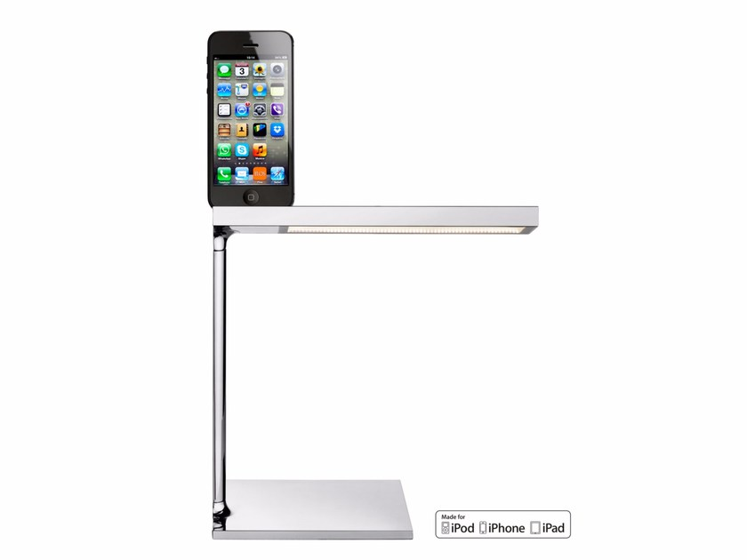 LED table lamp D'E-LIGHT by FLOS