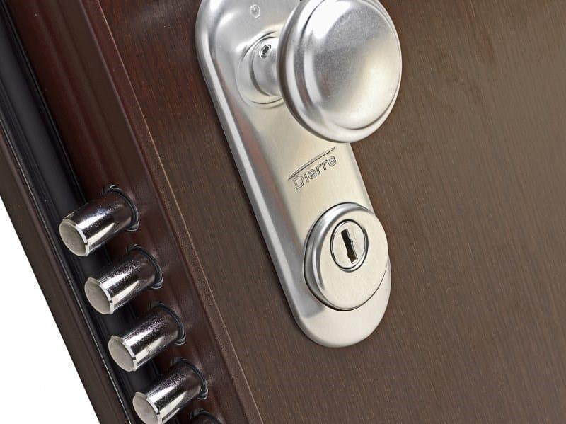 Security door lock D-FENDY by DIERRE
