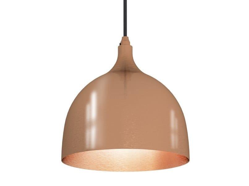 Direct light copper pendant lamp D. MARIA SU by Exporlux